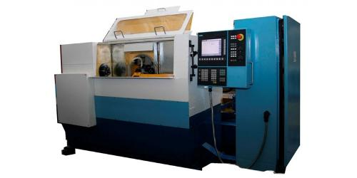 Полуавтомат заточный с ЧПУ для червячных фрез ВЗ-715Ф4