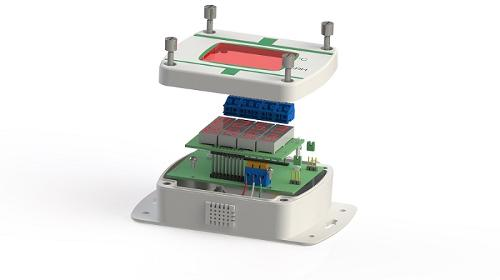 Transmitator Temperatura cu Senzor