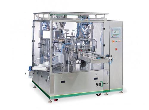 Filling and sealing machine - FS 824 – FS 840