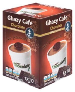 Ghazy Coffee Hot Chocolate