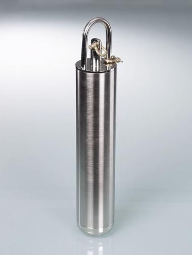 Immersion cylinder