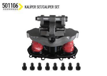 BPW caliper set