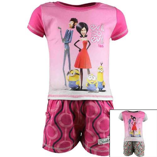 Grossiste d'ensemble de vêtement enfant Minion
