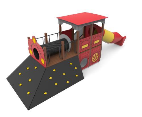 Locomotive set 114