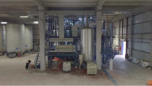 ALKYD RESIN POLYESTER RESIN PLANT