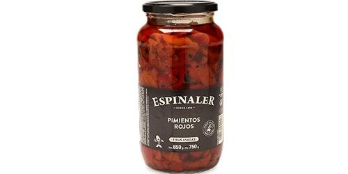 Roasted Pepper 850g- Espinaler