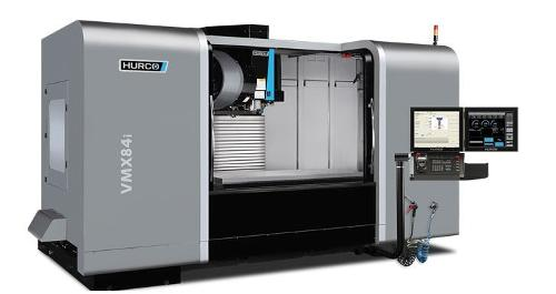 3-Axis-Machining-Center High performance  - VMX 84i