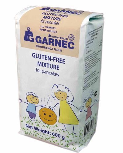 "Gluten-free ""pancakes"" Mixture"
