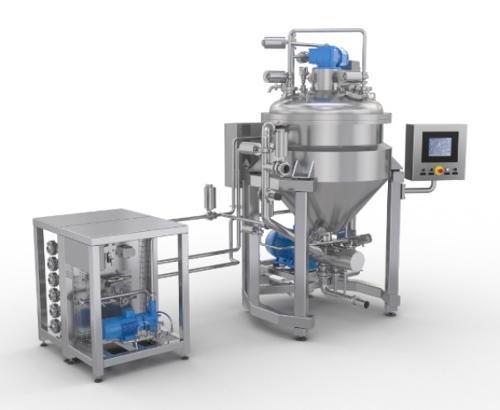 Batch Vakuum-Prozessanlagen