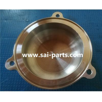 CNC Milled Mechanical Components
