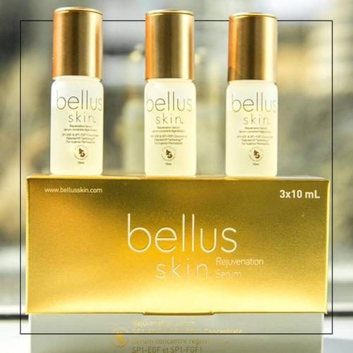 Bellus skin rejuvenation serum