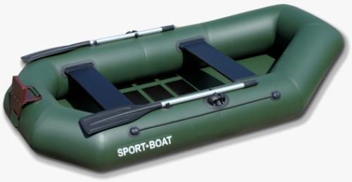 Inflatable rowingboat Cayman