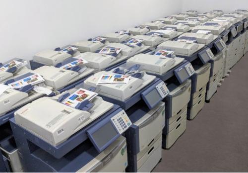 Închiriere multifuncționale pentru imprimare copiere scanare