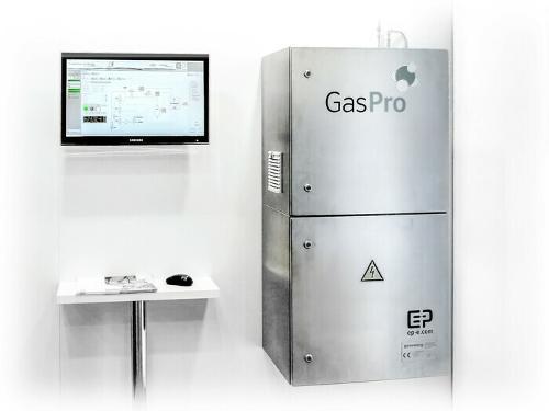 Gasanalyse - Mobiler Gasprobennehmer
