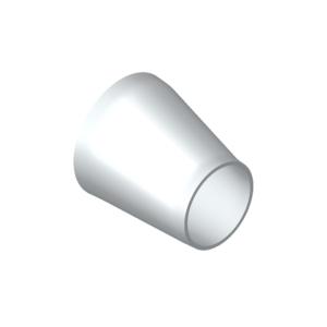 Reducer eccentric, aluminium acc. to EN 754/755