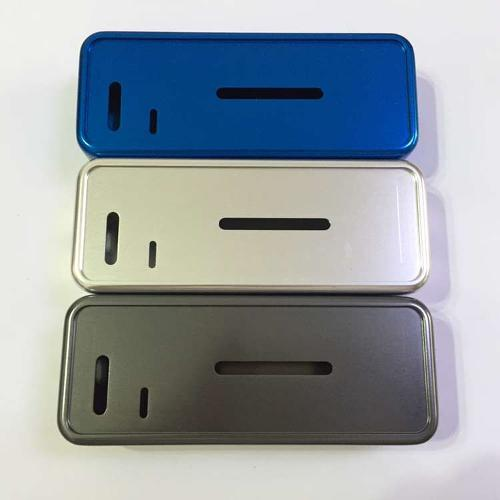 customized aluminum box