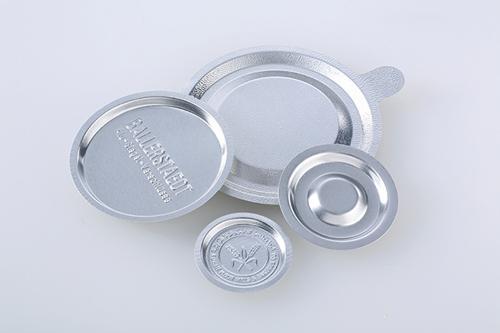 Aluminum seal, preformed