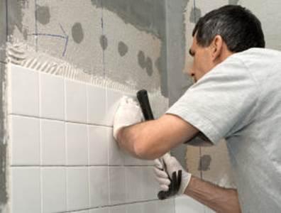 Układanie glazury remonty łazienek
