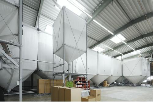 Indoor Storage for EPS & EPP