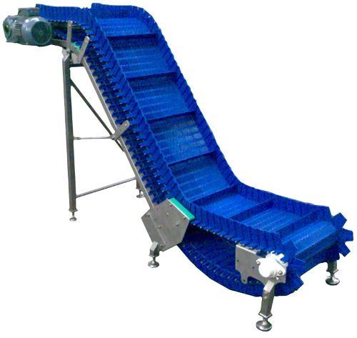Modular Belt Conveyor And Elevator