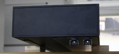 Magnetic metal detector - MD900