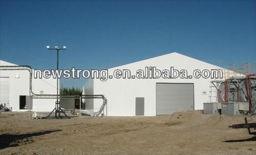 Steel Structure Industrial Warehouse