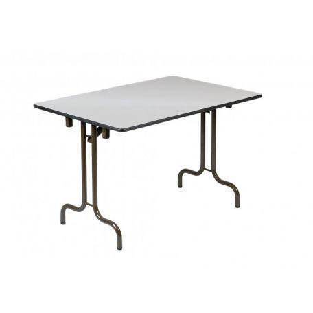 Table Pliante Dumas 120 X 80 Cm - 160 X 80 Cm