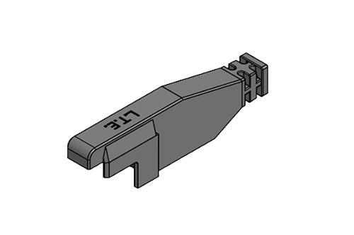 Connettore per microinterruttori pressostati aria