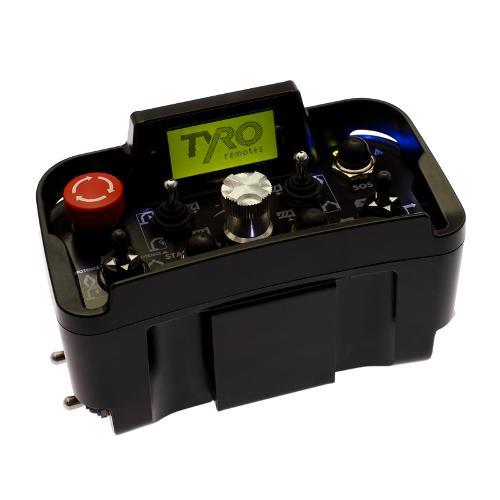Industrial radio remote control Pollux