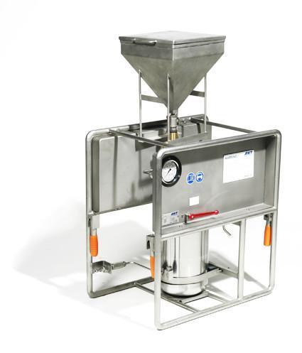 MACE - mobile Wasserstrahlschneidanlage