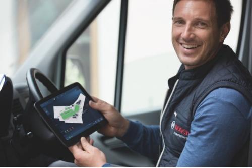 Bosch Remote monitoring MEC Remote