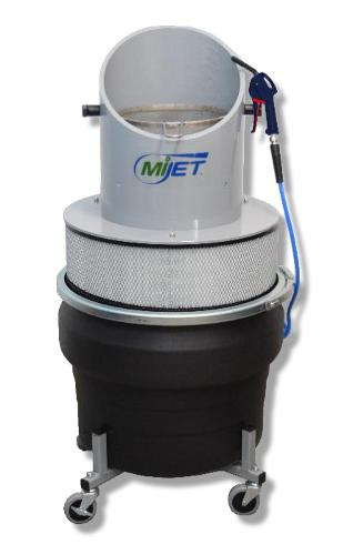 MiJET part cleaning system 30,5cm
