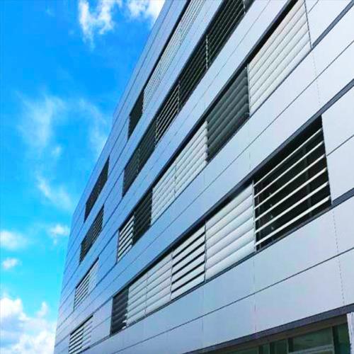 Aluminum Solar Shading Systems