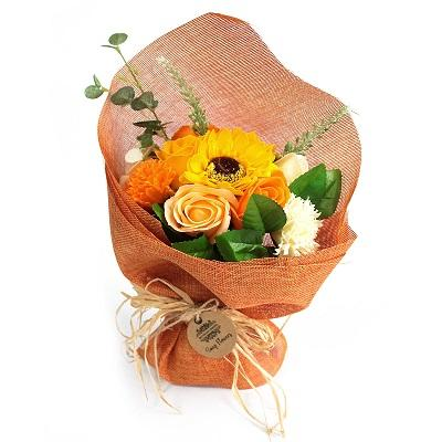 Soap Flower Bouquets