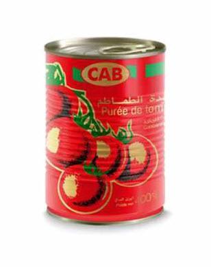 Purée De Tomates 400g