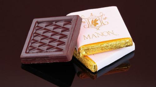 MINI-TABLETTES CHOCOLAT NOIR
