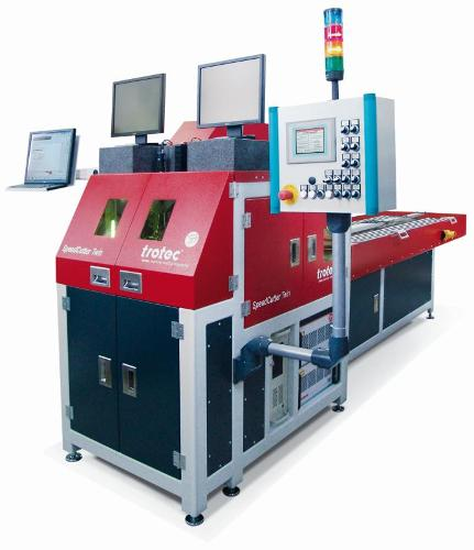 SpeedCutter Stent-Laserscheidanlage