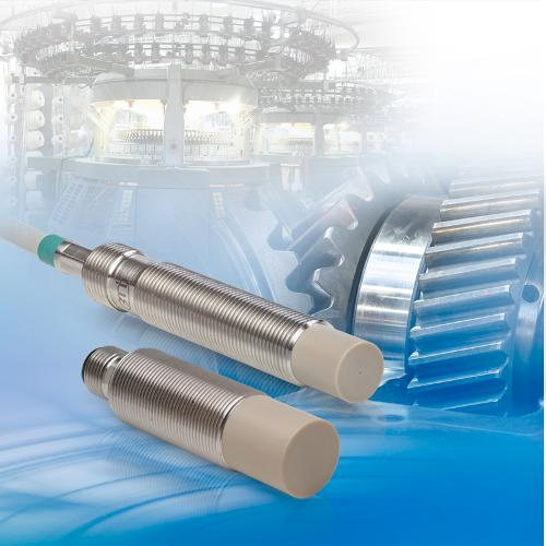 Compact inductive (eddy current) sensor with...