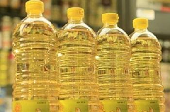 Подсолнечное рафинированное масло Высший сорт