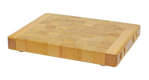 Billot Professionnel Bois Debout 49,5x39,5 Cm