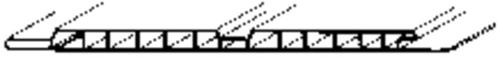 Paneele für Decken - Art.Nr. 1143