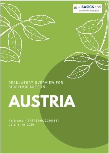 Regulatory Overview For Biostimulants In Austria