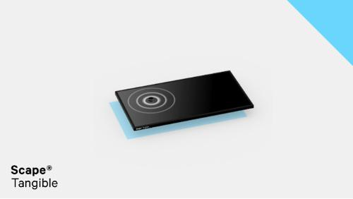 Scape® Tangible – Multitouch Display for object recognition