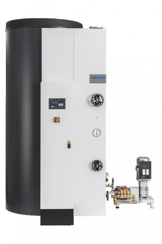 Steam Boiler - Universal 500 - 1800 TC