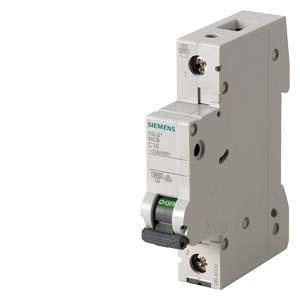 Siemens Leitungsschutzschalter LS-Schalter 5SL6116-6
