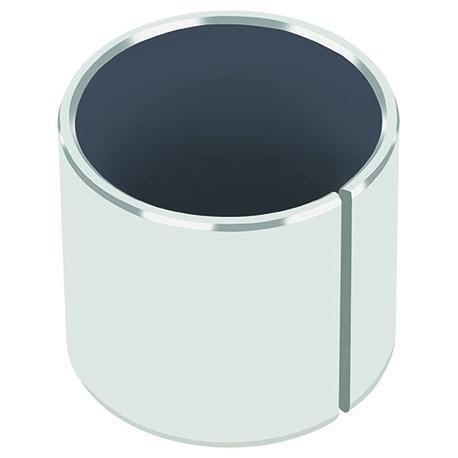 Metal-Polymer Anti-Friction Plain Bearings