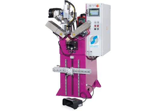 Corner Seam Welding Machine