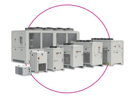 Tcw / Tal C-next Refrigeratori Industriali Per Acqua