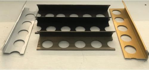 alüminium ceramic profile