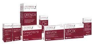 Nutrición  Antiage antiox y Nutrición deportiva  Omega 3,
